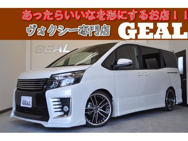 トヨタ ZS シルクブレイズコンプ 新品19AW新品車高調サンルーフ