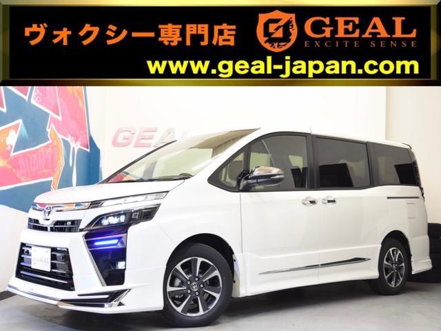 トヨタ ZS 煌III 新車 モデリスタコンプリートカー 16インチAW ハーフレザー 両側電動スライドドア TSS付き
