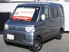 ミニキャブバンブラボー ターボ車 ナビ TV