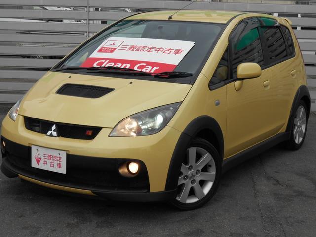 三菱 ラリーアート バージョンR 5速マニュアル ETC HID