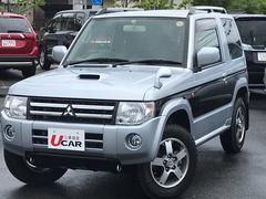 パジェロミニエクシード 4WD ワンオーナー