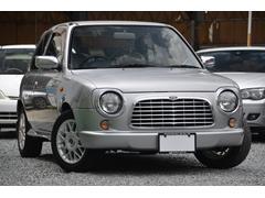 マーチルンバ オーテック  2色シート エアバック ABS