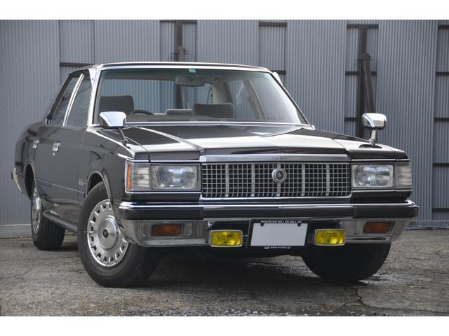 トヨタ スーパーサルーン ワンオーナー 記録簿全揃 MS110前期