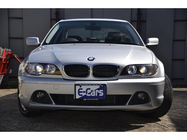 BMW 3シリーズ 318Ci E46 BX20 正規輸入車 正規ディーラー記録簿全揃 右ハンドル AT