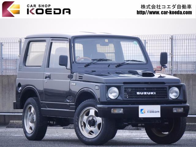 スズキ 4WD・パワステ・エアコン・タイミングベルト交換済