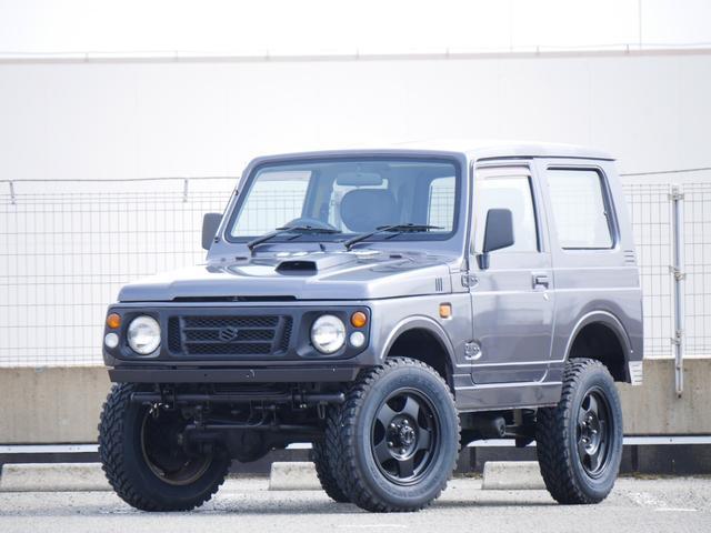 スズキ XB リフトアップ 4WD タイヤ新品