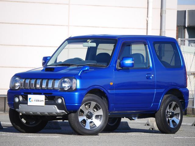スズキ クロスアドベンチャーXC ターボ 4WD コーテイング施工済