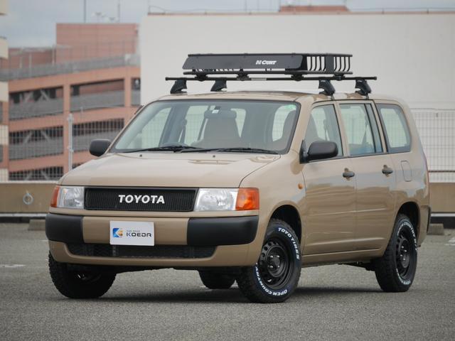 トヨタ DXコンフォートパッケージ 全塗装・リフトアップ・新品国産タイヤ・新品シートカバー