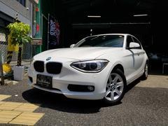BMW116i ターボ アイドリングストップ HID