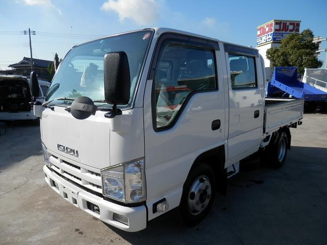 いすゞ Wキャブ No80018
