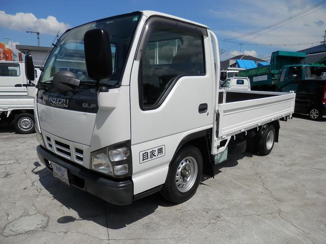 いすゞ 平ボディ AT 新普免許対応車 No80088