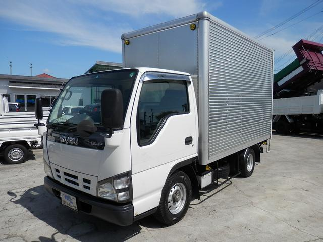 いすゞ 1.45t AT アルミバン No80112