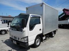 エルフトラック1.45t AT アルミバン No80112