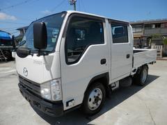 タイタントラックWキャブ 4WD オートマ車