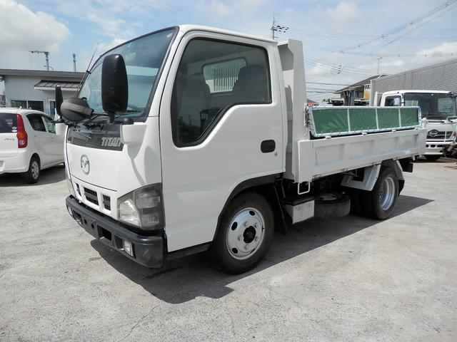 マツダ タイタントラック  2tダンプ
