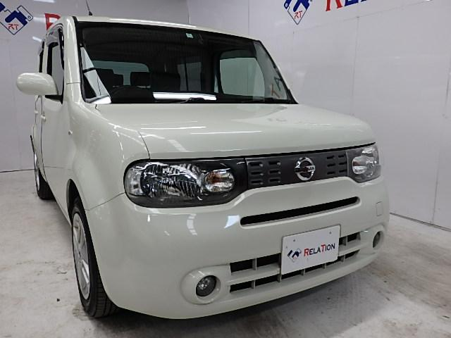 日産 15X インディゴ+プラズマ限定車買取車専用シートナビTV
