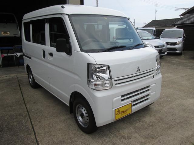 三菱 ミニキャブバン G 2nd発進モード キーレス