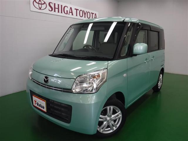 「マツダ」「フレアワゴン」「軽自動車」「滋賀県」の中古車