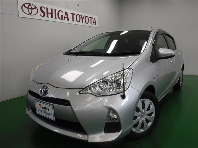 「トヨタ」「アクア」「コンパクトカー」「滋賀県」の中古車