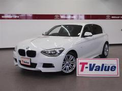 BMW116i Mスポーツ HDDナビ