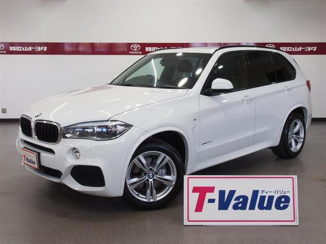 BMW X5 xDrive 35d Mスポーツ HDDナビ (検3...