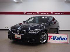 BMW523d Mスポーツ ディーゼル 本革 純正ナビ 1オーナー