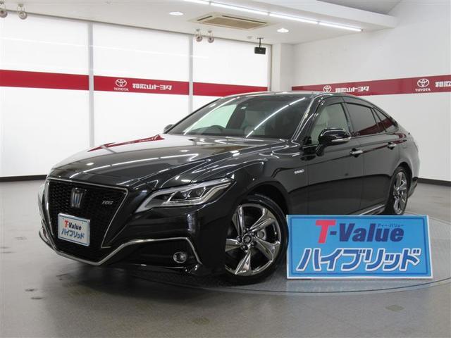 トヨタ RS セーフティセンス レザーシートPKG 試乗車UP
