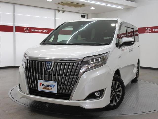 トヨタ ハイブリッドGi セーフティセンス ICS 純正10型ナビ