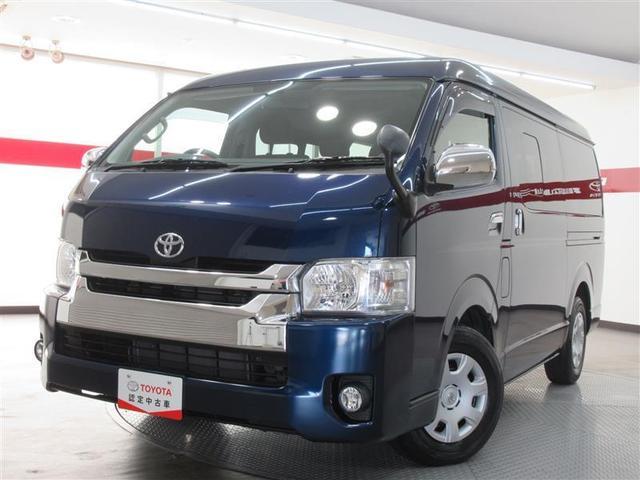 トヨタ GL 4列シート 10人乗り 純正CD