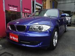 BMW120i プッシュスタート ナビ ETC アルミ