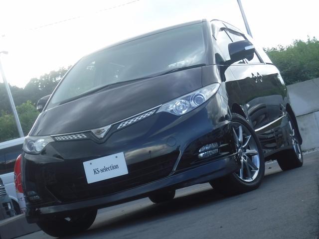 トヨタ アエラス Sパッケージ 両側電動 フリップ 地デジ Bカメ