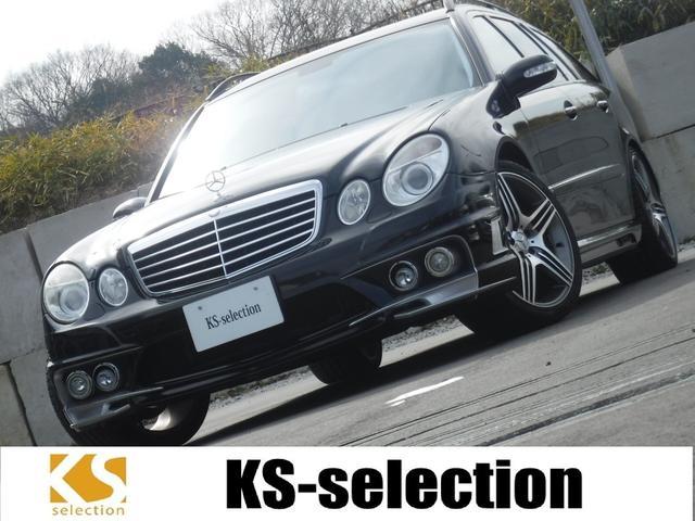 メルセデス・ベンツ E280ワゴン アバンギャルドリミテッド 本革 サンルーフ