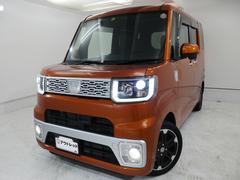 ウェイクGターボ SA 両側電動スライド・社外ナビ・フルセグ・4WD