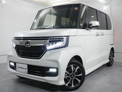 N BOXカスタムG・Lホンダセンシング両側電動・ACC・CMBS・ナビプレ