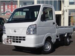 NT100クリッパートラックDX 軽自動車・トラック・フロア5速マニュアル