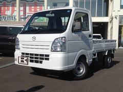 スクラムトラックKCエアコン・パワステ 軽トラック・フロア5速マニュアル