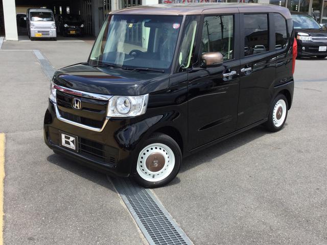 G・Lホンダセンシング カッパーブラウンスタイル 特別仕様車(1枚目)