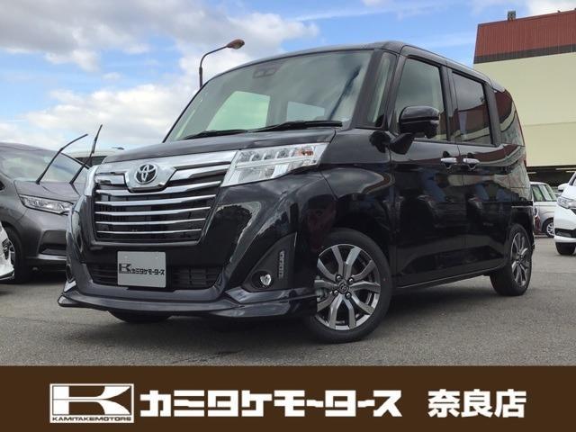 トヨタ カスタムG-T ターボ車 衝突回避支援ブレーキシステム