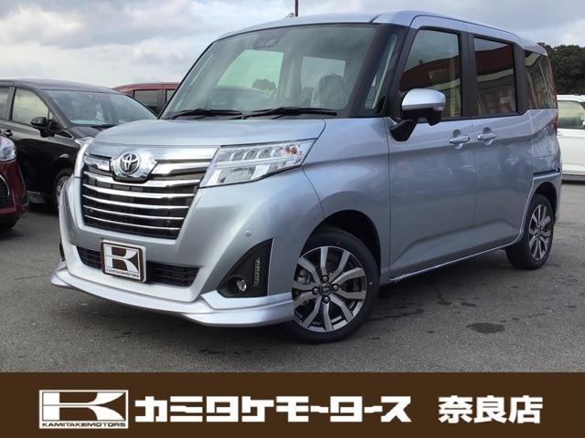 トヨタ カスタムG-T コンパクトカー 両側電動スライドドア