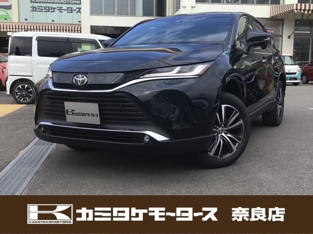 トヨタ G SUV・プレシャスブラックパール