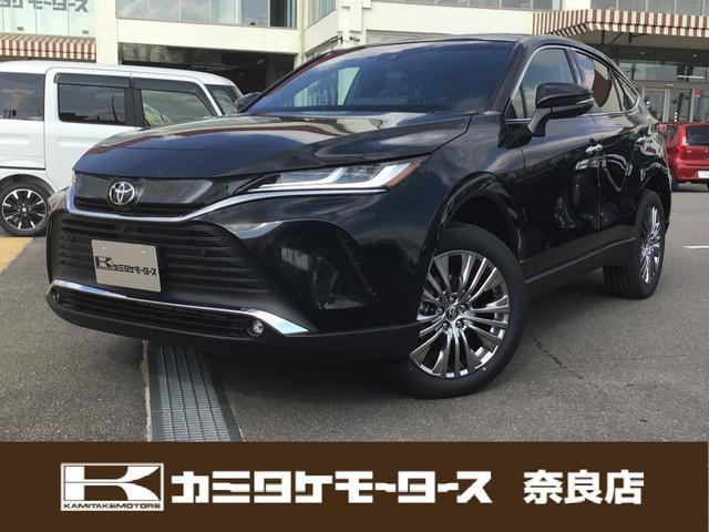 トヨタ Z 調光パノラマルーフ・内装ブラック