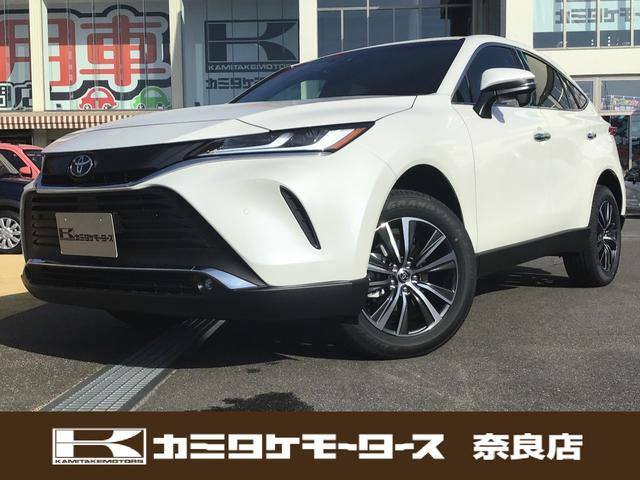 トヨタ G SUV・ホワイトパールクリスタルシャイン