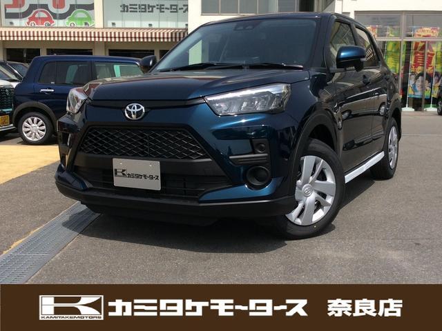 トヨタ ライズ X S コンパクトSUV・キーフリー・ターボ車