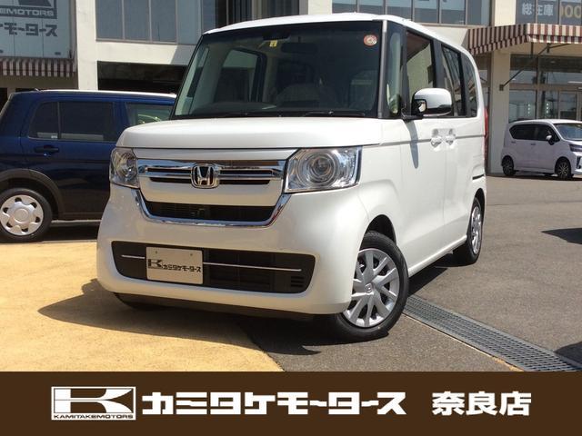ホンダ N-BOX L 軽自動車・キーフリー・片側電動スライド