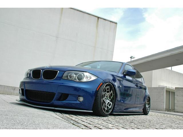 BMW 116i Mスポーツパッケージ エアサス公認 ACCエアサス radi8 カスタム