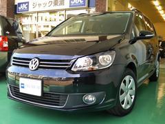 VW ゴルフトゥーランTSI コンフォートライン ワンオーナー フルセグTV