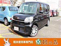タントX SAIII 自動ブレーキ 両側スライドドア届出済未使用車