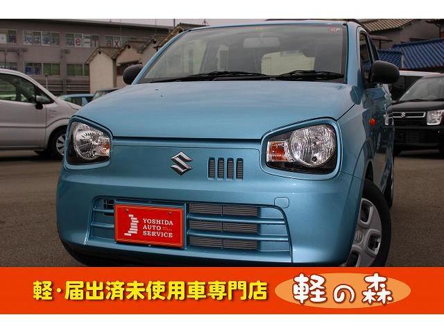 スズキ L 軽自動車 届出済未使用車 キーレス 運転席シートヒーター