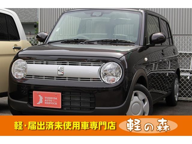 スズキ L 軽自動車 届出済未使用車 衝突被害軽減ブレーキ スマートキー プッシュスタート 運転席シートヒーター ABS エアバッグ オートエアコン