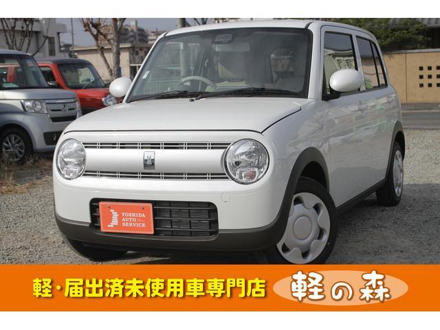 スズキ L 軽自動車 届出済未使用車 衝突軽減ブレーキ搭載 運転席シートヒーター オートエアコン ABS Wエアバッグ スマートキー
